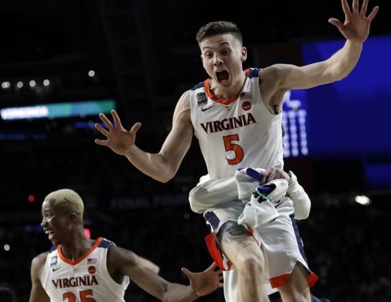 Virginia edges Texas Tech in OT for national title