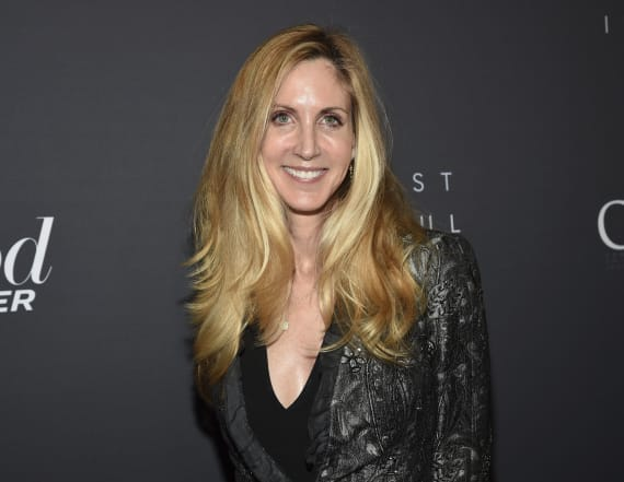 Ann Coulter says she might work for Bernie Sanders