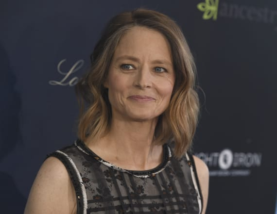 Jodie Foster wants to act in golden years