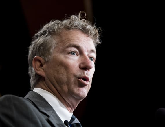 Rand Paul: Justin Amash is wrong about impeachment