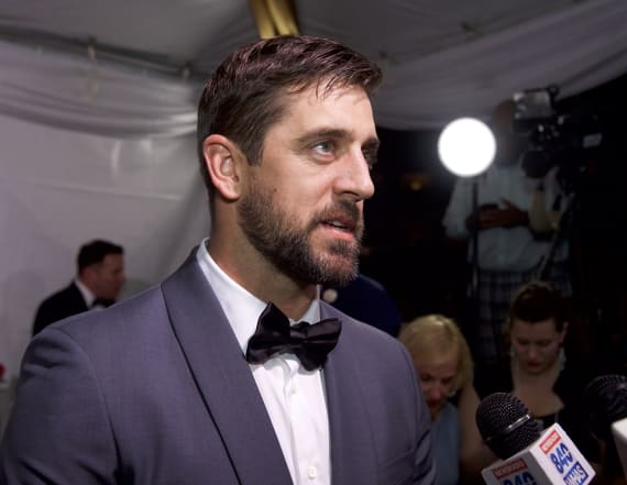 Aaron Rodgers goes on rant blasting 'GOT' ending
