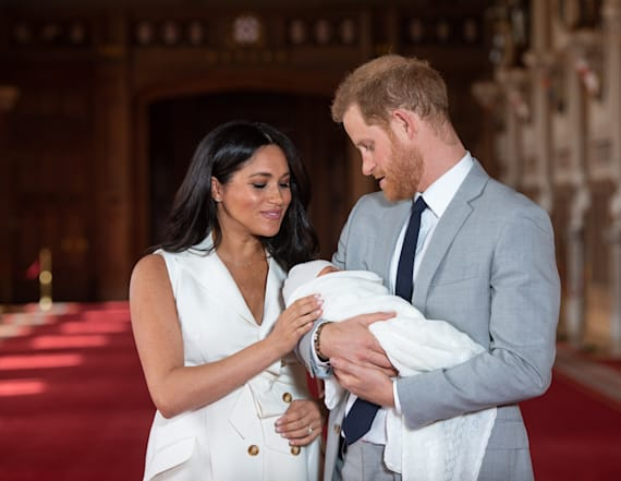 Meghan's life 'revolves around' son Archie