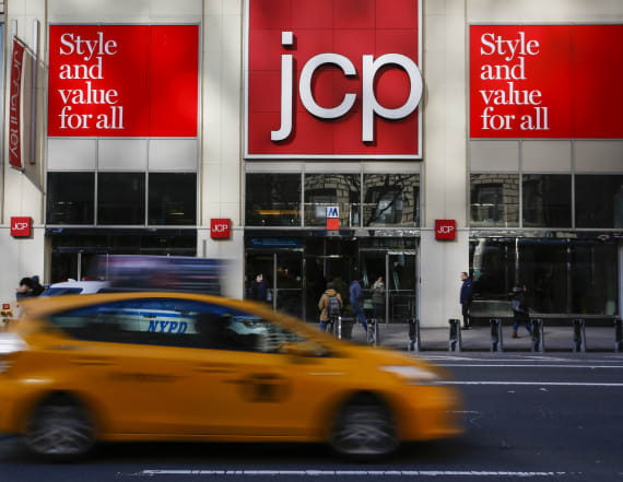 J.C. Penney's stock just crashed below $1
