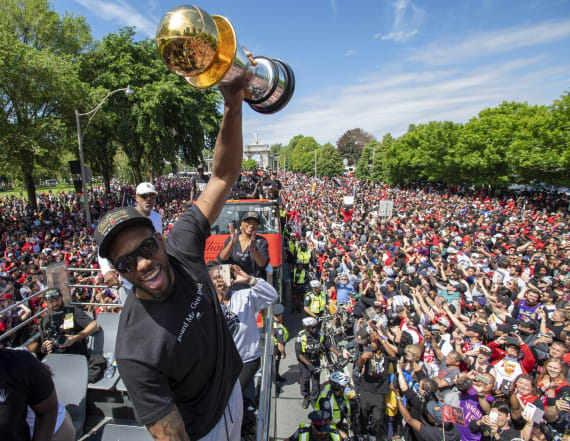 Kawhi tentatively schedules free-agent meeting