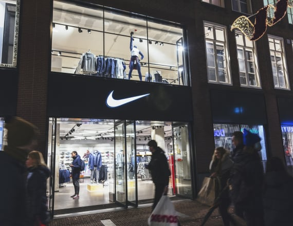 Nike is defying Trump's trade war with China