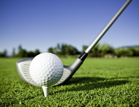 Girl died after being struck by her dad's tee shot