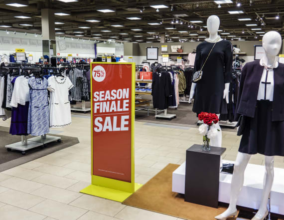 Neiman Marcus Last Call is holding a huge sale
