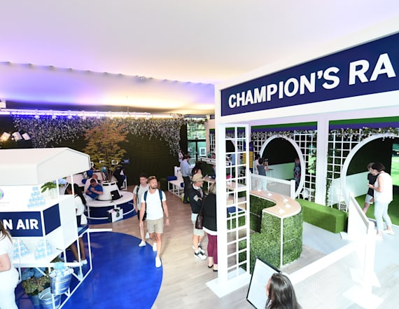 American Express rolls out Wimbledon partnership