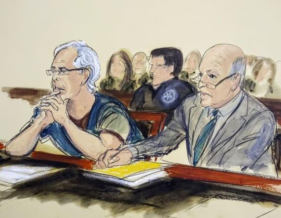 Jeffrey Epstein denied bail in sex trafficking case