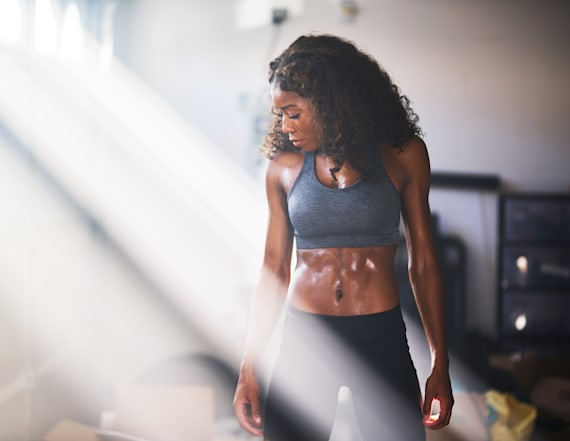 Trainers say to replace crunches with this exercise