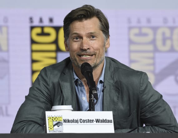 'Game of Thrones' Star Booed at Comic-Con