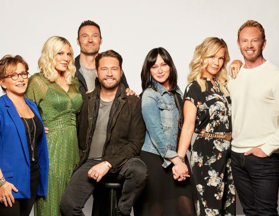Brian Austin Green confirms '90210' hookups