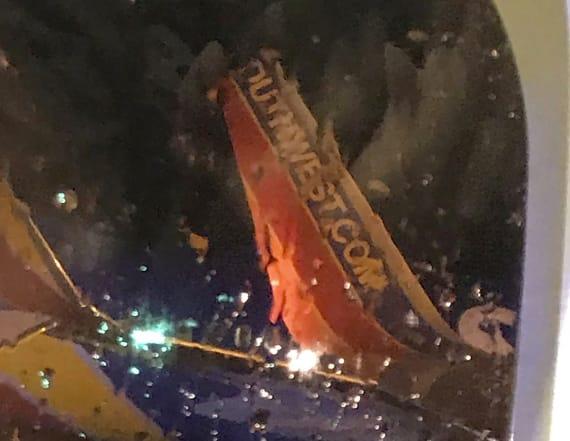 Southwest planes collide on Nashville airport tarmac