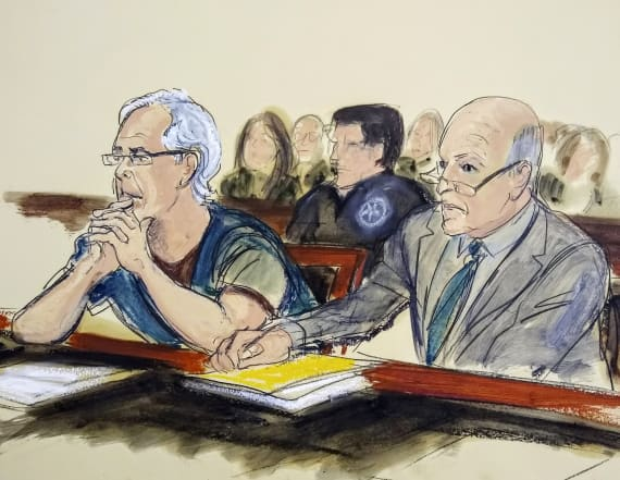 Epstein accuser: Police could have stopped him early