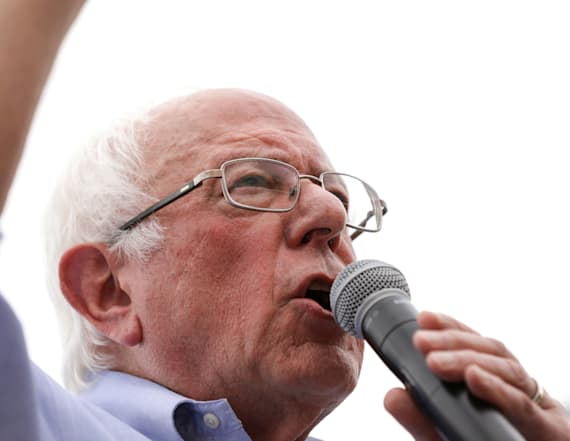 Sanders targets 'for-profit prison profiteering'