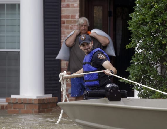 5th death linked to storm that walloped Houston area