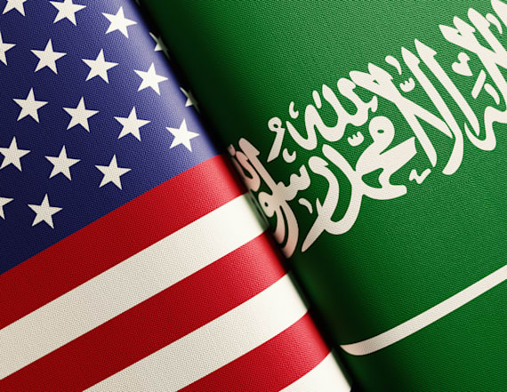 U.S. sending troops to bolster Saudi defenses