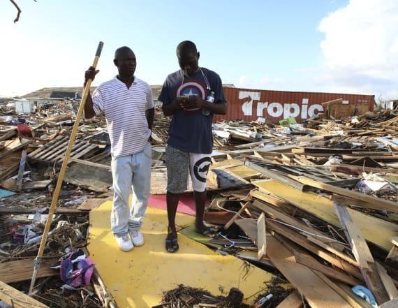 Death toll in Bahamas from Hurricane Dorian hits 30
