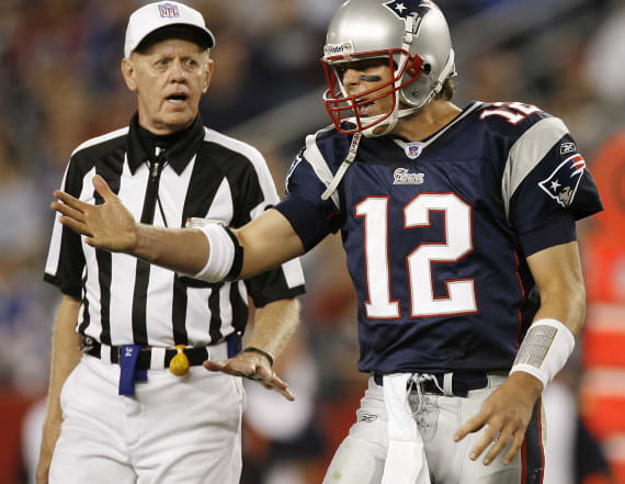 Even Brady thinks NFL penalties are out of control