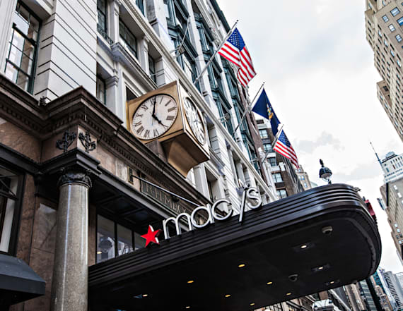 Macy's to test free same-day delivery