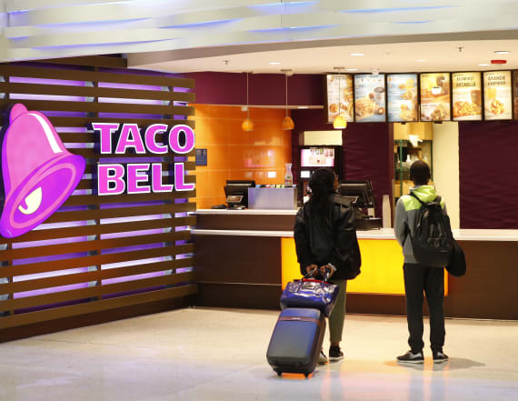 Taco Bell tosses woman buying meal for the homeless