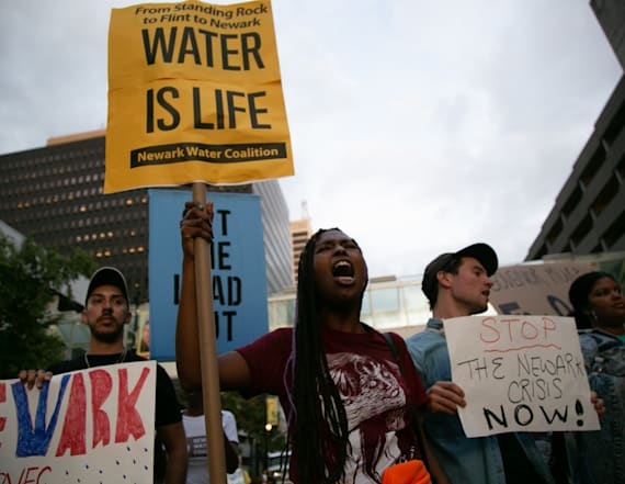 Contaminated U.S. tap water could lead to cancer