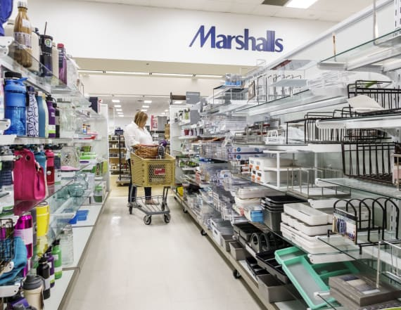 Designer finds from Marshalls' new online store