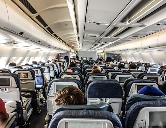 You may not want to wash your hands on planes