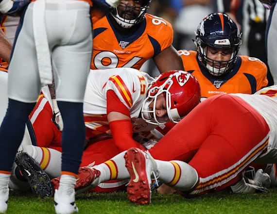 Chiefs remain resilient after Patrick Mahomes injury