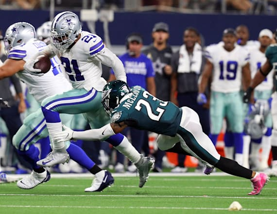 Pivotal NFC showdown proves a one-sided affair