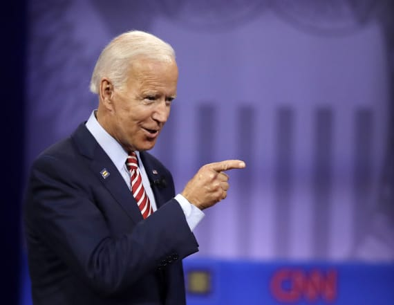 Joe Biden: No family would 'have an office' in my WH