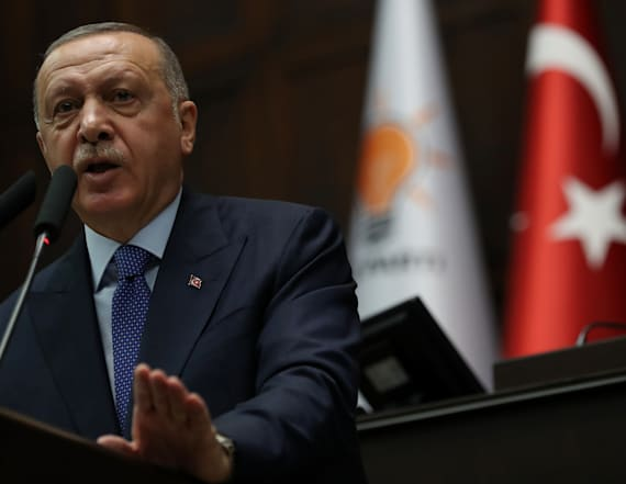 Trump's extraordinary letter to Turkey's Erdogan