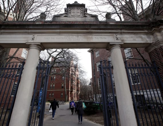 Judge sides with Harvard in affirmative action case