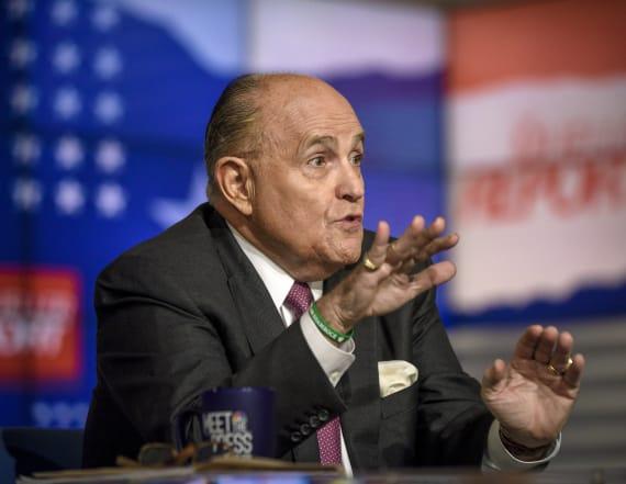 Giuliani defies subpoena in impeachment inquiry