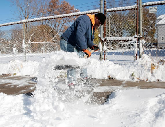 Deadly Arctic blast brings record lows to many parts