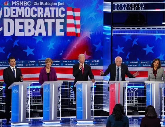 4 takeaways from the Democratic debate