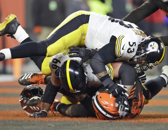 NFL alters suspension for Steelers star after appeal