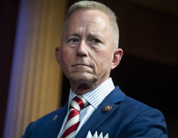 One House Democrat opposing Trump impeachment
