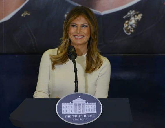 CEO defends Melania Trump's anti-bullying work