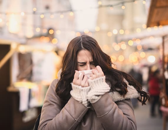 Flu activity: Unusual strain is the most prominent