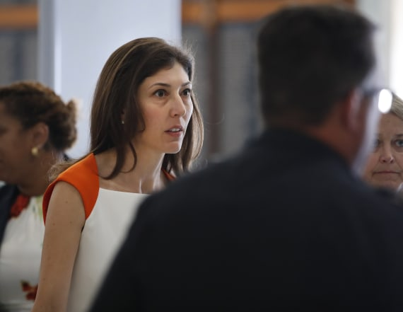 Former FBI lawyer Lisa Page sues Justice Department