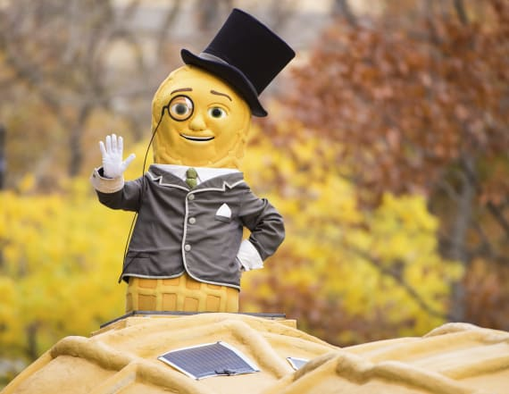 Mr. Peanut of Planters fame is dead at 104