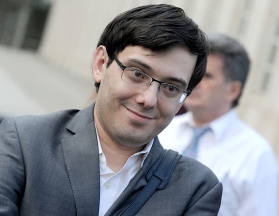 'Pharma Bro' wants out of prison to do research