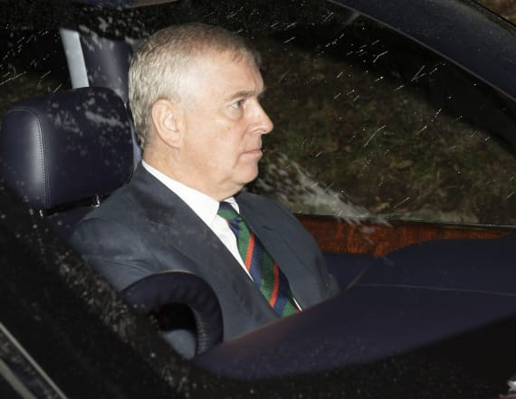 Prosecutor: Prince Andrew hasn't cooperated