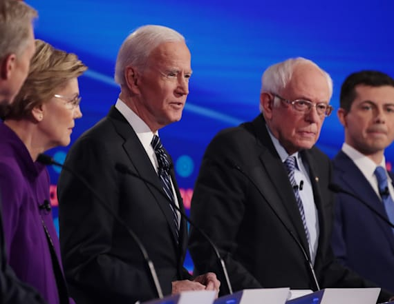 Sanders apologizes to Biden for supporter's attack