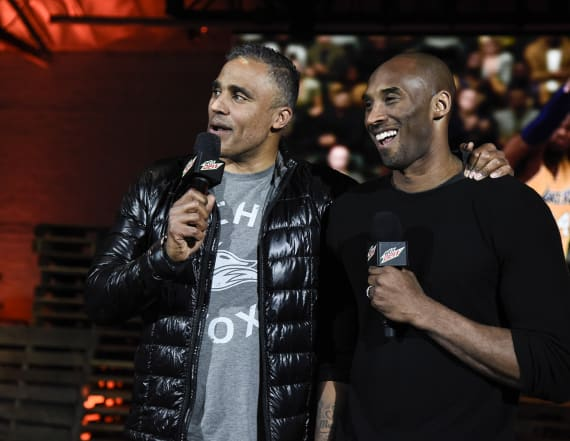 Rick Fox addresses reports he died in Bryant crash