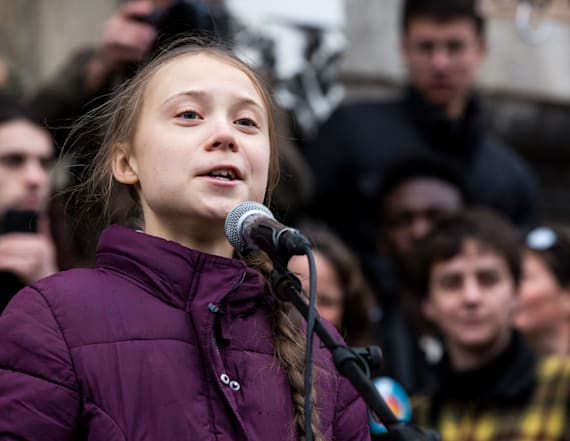 Greta Thunberg: 'You have not seen anything yet'