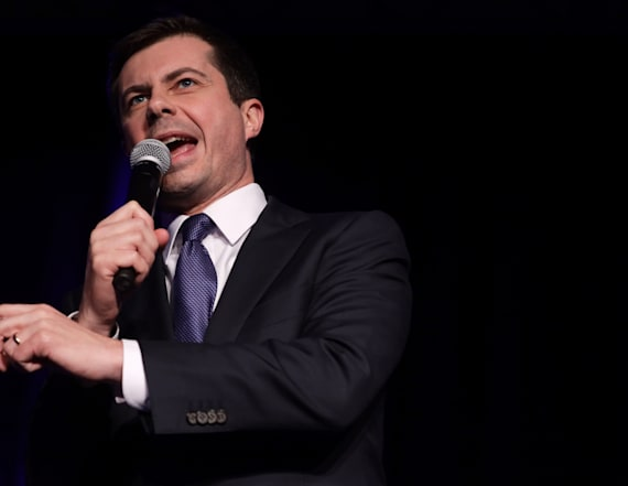Buttigieg: I won't 'take lectures on family values'