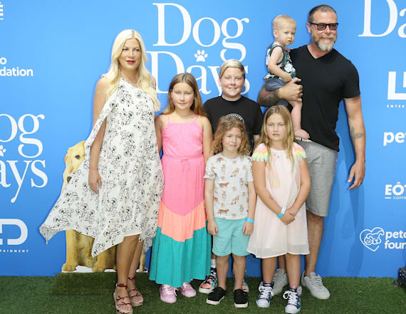 Dean McDermott opens up about kids' health problems
