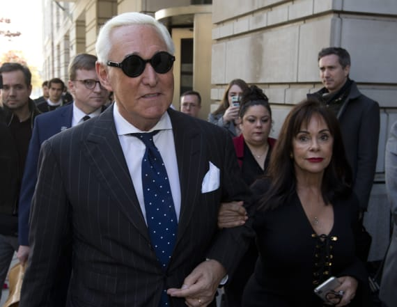 Judge rejects Roger Stone's request for her recusal